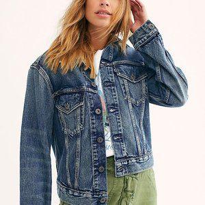 Levi's Made & Crafted Boyfriend Trucker Jacket